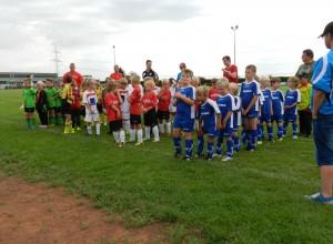 Jugendfußball - BSV-Cup 2013